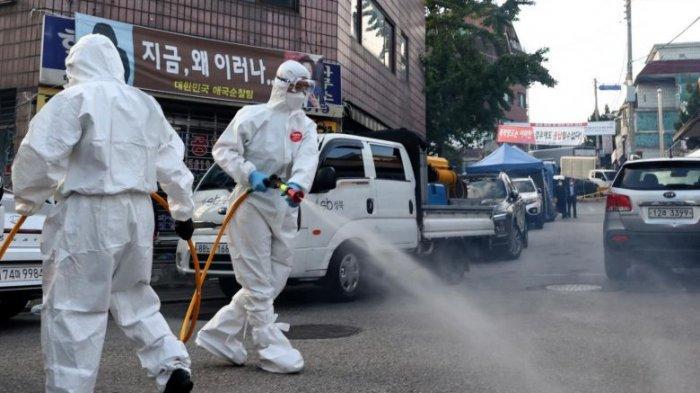 Varian Baru Covid-19 Masuk Korea Selatan, Aturan Social Distancing Dirombak