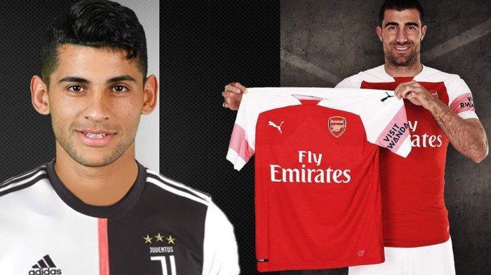 Transfer Liga Italia - Tonali Segera Test Medis, Atalanta Pinjam Bek Juve, Napoli Incar Bek Arsenal
