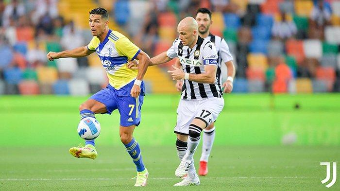 Juventus Kembali Tepis Rumor Ronaldo Akan Pindah Klub