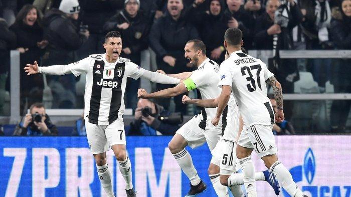 Susunan Pemain Fiorentina vs Juventus Pekan 3 Liga Italia, Franck Ribery Debut, CR7 Main Menit Awal