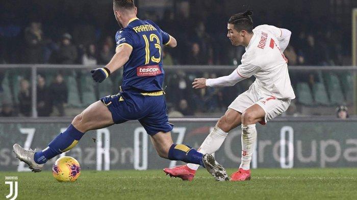 Hasil, Klasemen & Top Skor Liga Italia Setelah Sampdoria Menang, Juventus Kalah, Ronaldo 20 Gol