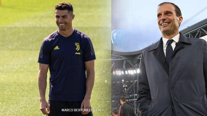 Rencana Allegri di Juventus: Incar Donnarumma, Andalkan Paulo Dybala, Cristiano Ronaldo Hengkang?