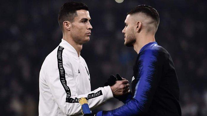 Transfer Juventus - Ada Rumor Mauro Icardi Tukar Cristiano Ronaldo, Juve Rekrut Elias Solberg