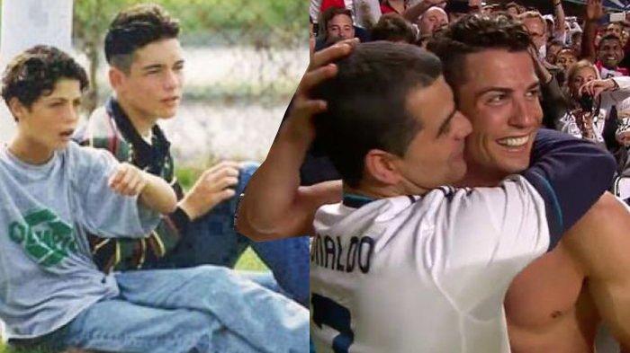 Tak Disangka, Pria yang Dipeluk Ronaldo Usai Juara Liga Champions, Ternyata Bukan Pria Biasa