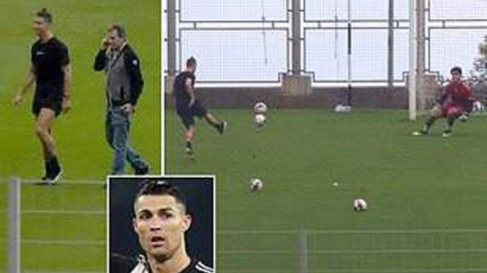 Cristiano Ronaldo Dituding Curang, Ambil Kesempatan Saat Pulang ke Portugal