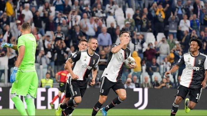 Prediksi Susunan Pemain Juventus vs Atletico Madrid Liga Champions Malam Ini, Ronaldo Absen?