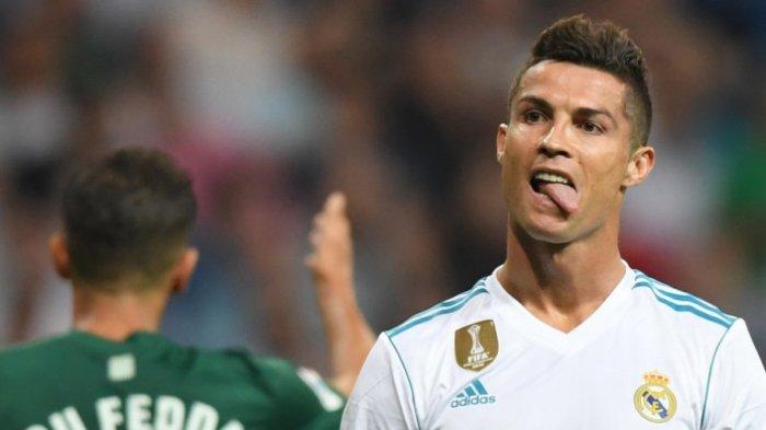 Krisis Gol Kandidat Pemain Terbaik Dunia, Benarkah Ronaldo Dikucilkan Para Pemain Spanyol?