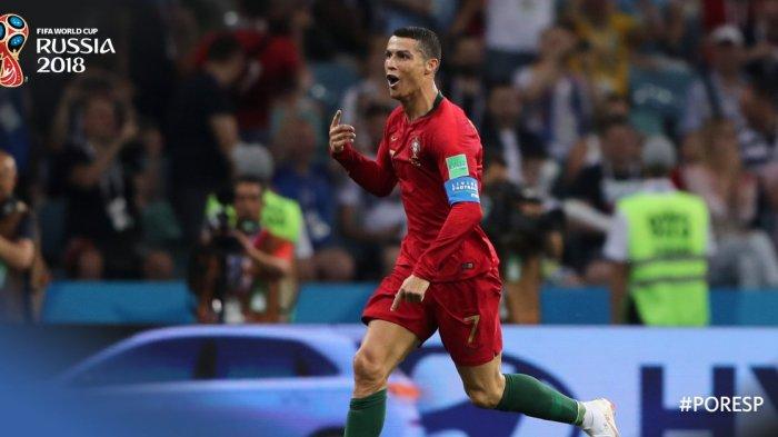 Ini 4 Rahasia Tendangan Bebas Cristiano Ronaldo, Menurut Mantan Pelatihnya di Manchester United