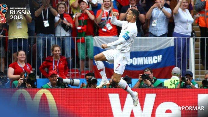 Ronaldo Ingin Buktikan Usia Bukan Penghalang Dirinya Menjebol Gawang Uruguay Nanti Malam