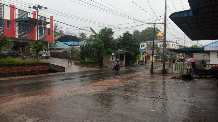 Warga Pulau Bintan Waspada, BMKG Prediksi Hujan Pagi Hari Hingga 8 Agustus 2021