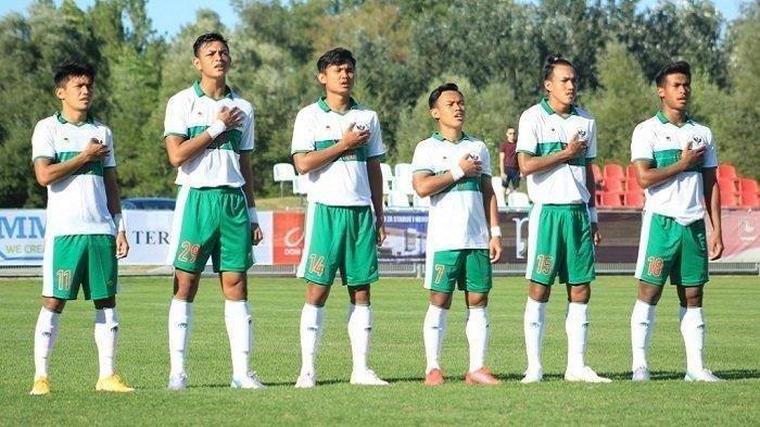 Jelang Melawan Qatar, Pemain Timnas U-19 Indonesia Siap Tampil All Out