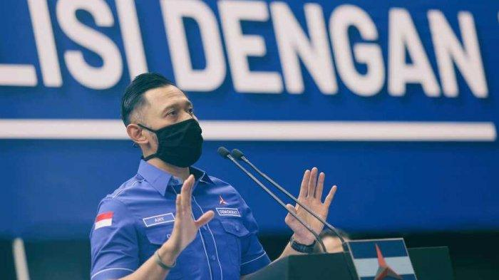 KUDETA - Selain Moeldoko, Inilah 5 nama yang disebut terlibat kudeta Partai Demokrat. FOTO: Ketua Umum Partai Demokrat, Agus Harimurti Yudhoyono