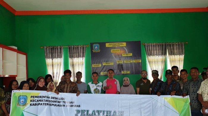 Dinsos P3APMD Anambas Membangun Desa Lidi Lewat Gebrakan Kepala Desa