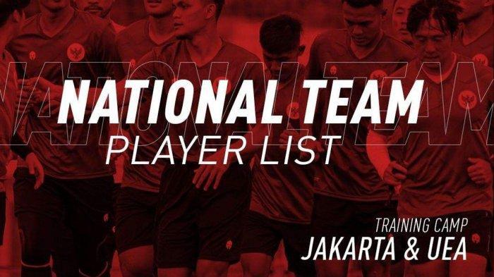 Daftar 34 Pemain Timnas Indonesia yang Dipanggil Shin Tae-Yong, Impian Marc Klok Terwujud