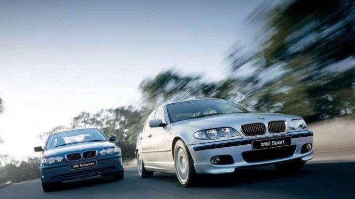 Daftar Harga Mobil Bekas BMW Seri 3 318i, Dibandrol Termurah  Rp 60 Juta