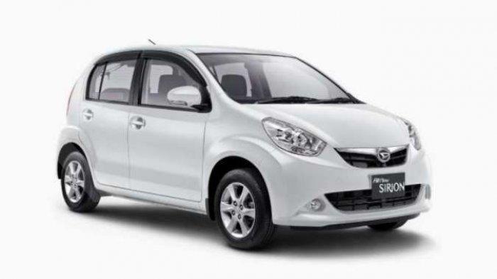 Harga Mobil Bekas Daihatsu Sirion Ramah Kantong, Termurah Rp 70 Juta Periode April 2021