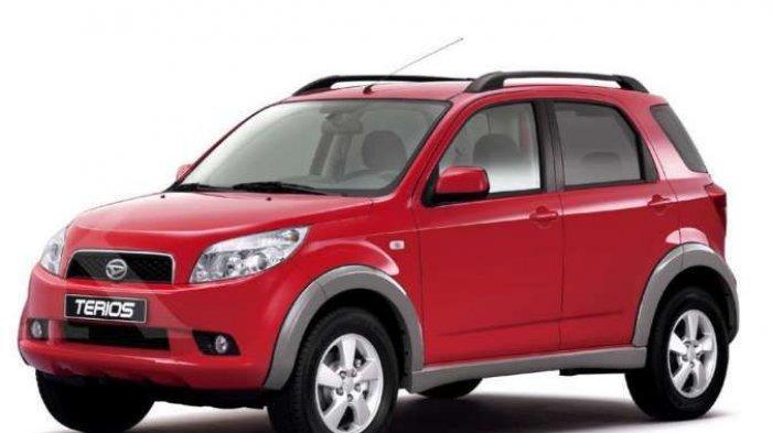 Daftar harga mobil bekas Daihatsu Terios kini di bawah Rp 100 juta