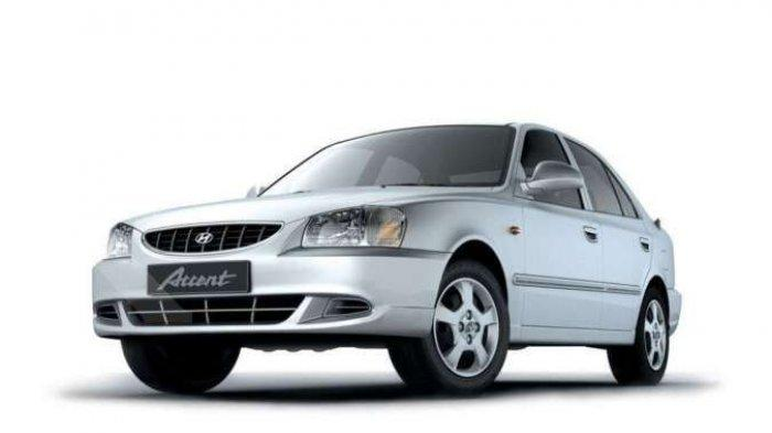 Daftar Harga Mobil Bekas Hyundai Accent yang Makin Terjangkau, Termurah Dibandrol Rp 25 Juta