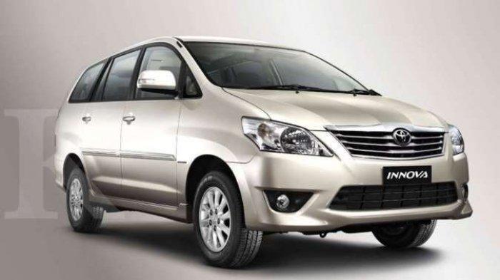 Harga Mobil Bekas Toyota Kijang Innova Generasi Ketiga Makin Murah, Cek Daftar Harganya di Sini