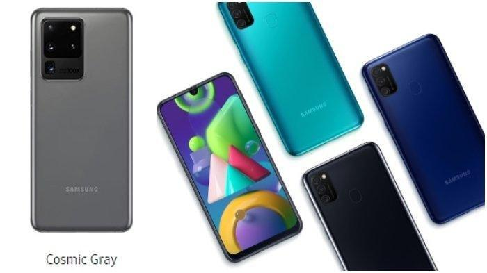 Daftar Harga Samsung Terbaru Juli 2020: Galaxy M21 hingga Galaxy S20 Ultra