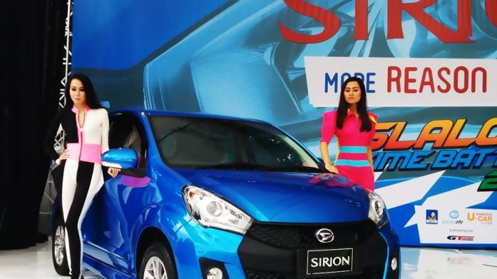 Daihatsu All New Sirion 2015