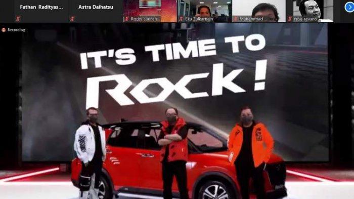 Daihatsu Rocky Resmi Diluncurkan Hari Ini, Simak Spesifikasinya
