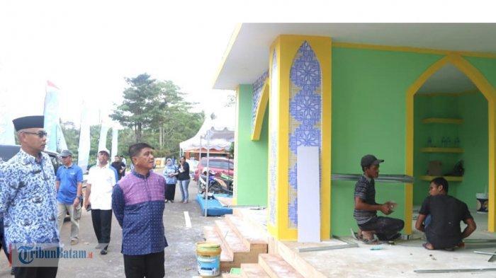 STQH VIII Provinsi Kepulauan Riau Dibuka Sabtu, 27 April, Wabup Ingatkan Agar Persiapannya Mantap