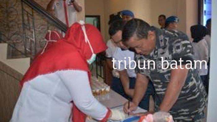 Danlantamal Perintahkan Waspadai Pulau Kecil, Diduga Jadi Persembunyian Penyelundup di Kepri