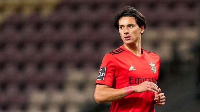 Transfer AC Milan, Butuh Striker Muda Tidak Rentan Cedera, AC Milan Dekati Darwin Nunez