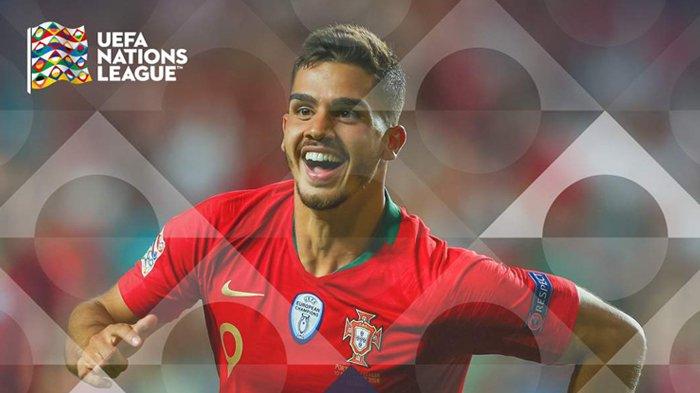 Hasil Portugal vs Italia di UEFA Nations League, Gol Tunggal Striker Sevilla, Kalahkan Italia