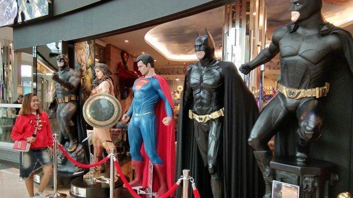 7 Kafe Bertema Tokoh Kartun dan Komik di Singapura, Sajikan Kuliner Superhero