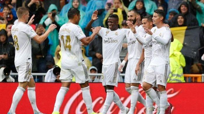 SESAAT LAGI Live Streaming Real Madrid vs PSG Liga Champions Malam Ini via TV Online