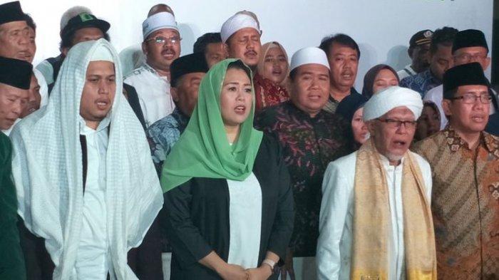 Putri Gusdur, Yenny Wahid Minta Para Elit Tidak Membenturkan Rakyat dan Memprovokasi