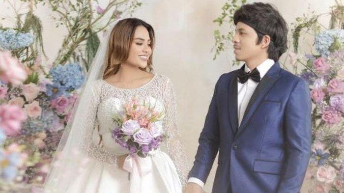 Dekorasi Pernikahan Atta dan Aurel Terinspirasi Film The Great Gatsby Dibintangi Leonardo DiCaprio