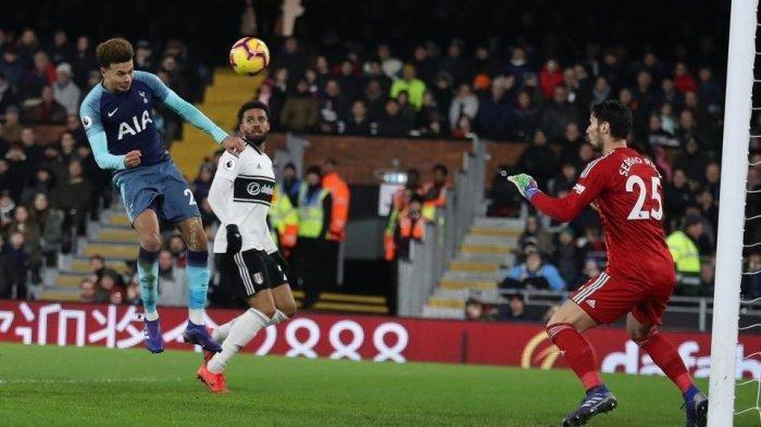 Hasil Liga Inggris Pekan 23 - Persaingan Tottenham Menang 2-1, Persaingan 4 Tim Papan Atas