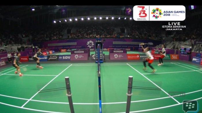 Jadwal Semifinal Bulutangkis Beregu Putra & Putri Indonesia vs Jepang. Live Indosiar