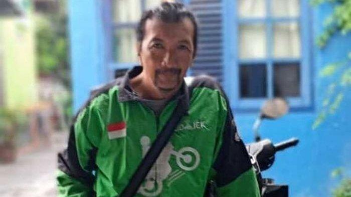 VIRAL Demi Ibu Hami Ngidam, Driver Ojol ini Rela Antar Makanan dari Yogyakarta ke Jakarta
