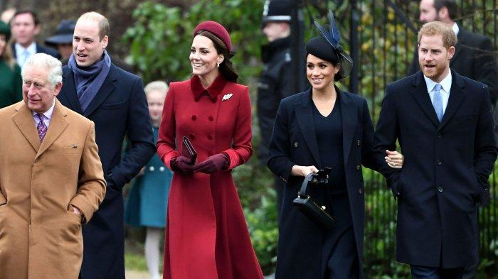 Pangeran Harry Rayakan Ulang Tahun ke-36, Pangeran William dan Kate Middleton Kirim Ucapan Ini