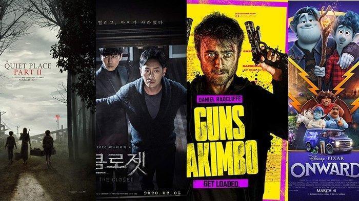 Rekomendasi 5 Film Tayang di Bioskop Maret 2020, A Quite Place Part II hingga Guns Akimbo