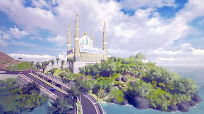 Klaim Pembangunan Masjid Agung Anambas Capai 71 Persen, PU Sarankan Kontraktor Tambah Pekerja
