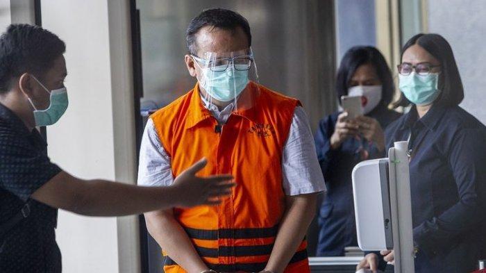 Edhy Prabowo Akui Siap Dihukum Mati: Saya Tidak Lari dari Kesalahan