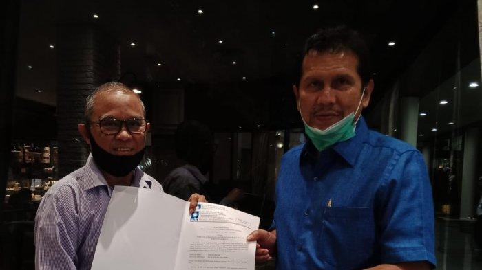 Paslon Iskandarsyah-Anwar Terima Restu DPP PAN di Pilkada Karimun