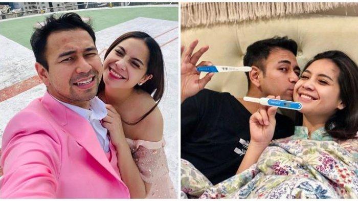 Hamil Anak Kedua, Nagita Slavina Ngidam ke Singapura, Raffi Ahmad Langsung Sanggupi: Lebaran Ya
