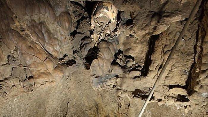 5.400 Tahun Terjebak di Dinding Gua, Gadis Ini Berhasil Diselamatkan, Bagian Ini Utuh