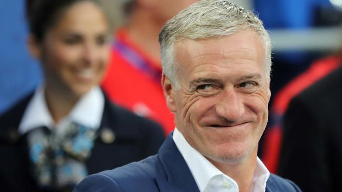 Ini Candaan Pelatih Didier Deschamps untuk Kapten Perancis Hugo Lloris