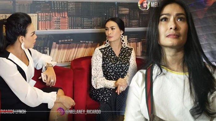 Digoyang Isu Perselingkuhan, Iis Dahlia Labrak Suami di Bali, Curigai Seseorang di Kamar
