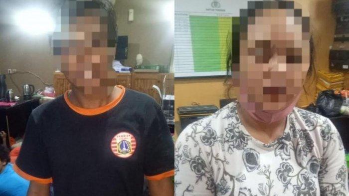 Pasangan Kekasih Dikerumuni Warga, Sempat Emosi dan Diserahkan ke Kantor Polisi