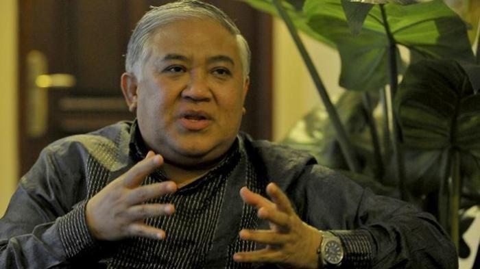 Din Syamsuddin  Minta BPN Prabowo Sandiaga Buktikan Kecurangan Pemilu 2019 agar Tidak Jadi Fitnah