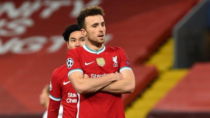 Liverpool Menang Lawan West Ham, Diogo Jota: Kami Bikin Permainan yang Bikin Lawan Lelah