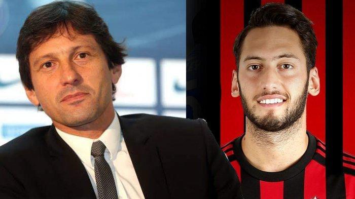Transfer AC Milan - AC Milan Bisa Gigit Jari, Klub Kaya PSG Siap Datangkan Hakan Calhanoglu
